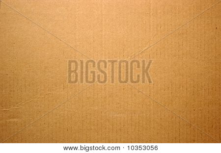 Empty Cardboard Texture For Scrapbooking