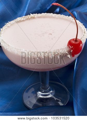 Cocktails Collection - Strawberry Milkshake