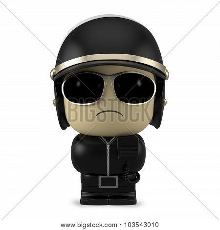 Mini Cop