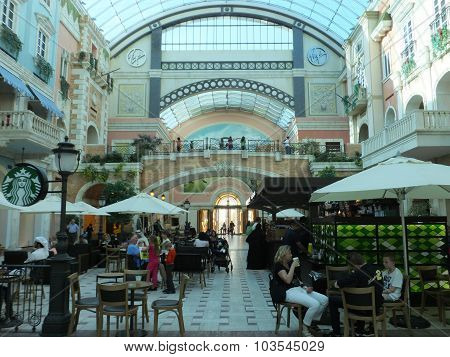 Mercato Mall in Dubai, UAE