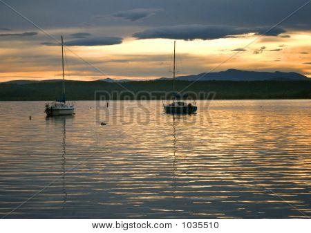 Lake Champlain Calm