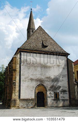 Church In Slovenj Gradec