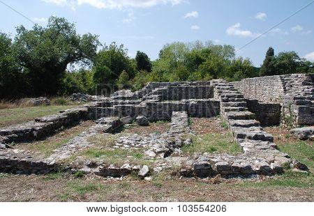 Nesactium Roman Town