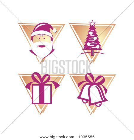 Christmas: Icon Set 08 - Version 3