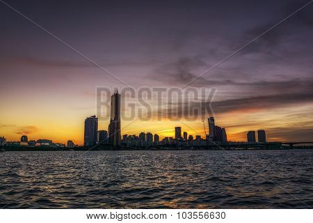 Yeouido Sunset