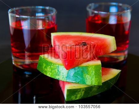 Watermelon And Cordial