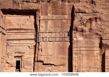 Petra Nabataeans Capital City ( Al Khazneh ), Jordan