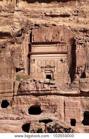 Petra Nabataeans Capital City (al Khazneh), Jordan
