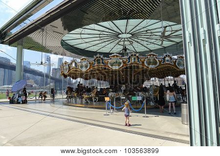 I want to ride the Carousel