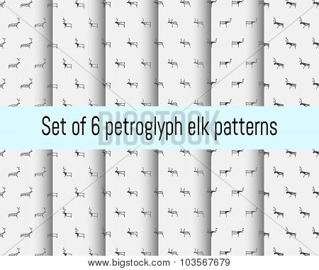 elk patterns set