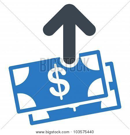 Spend Money Icon
