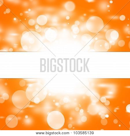 Sunbeams, abstract background