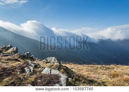 Autumn In Mountain