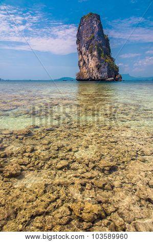 Poda Island In Krabi