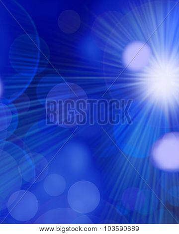 Abstract Background, Beautiful Shiny Lights.