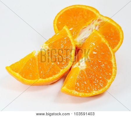 orange cut