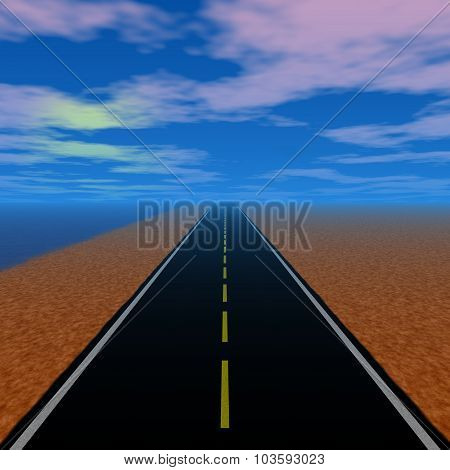 Road To New Beginning