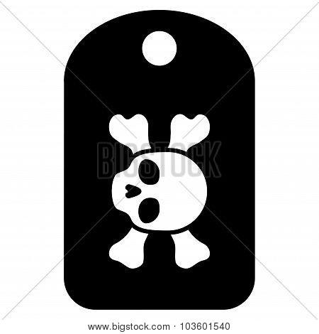 Morgue Mark Icon