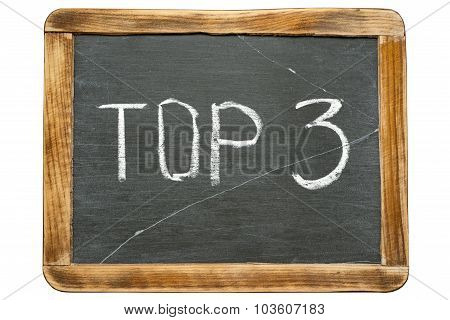 Top 3 Fr