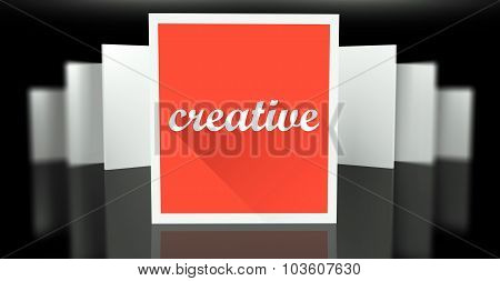 Creative Sign Exhibition Gallery Stand Walls