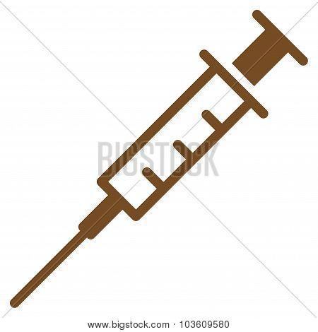 Empty Syringe Icon