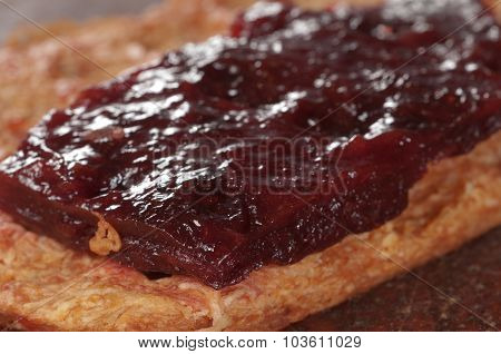 Apple And Plum Fruit Leather