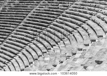 Side Amphitheatre Steps