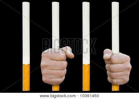In Cigarette Prison