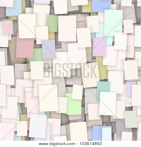seamless paper  note background,