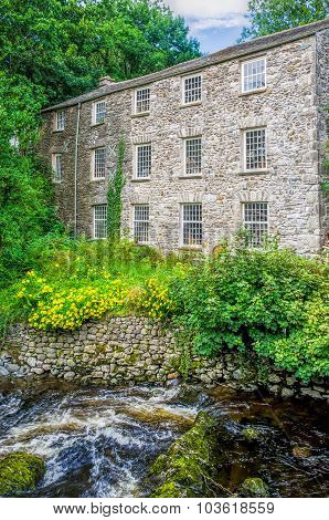 Sprint Mill near Kendal