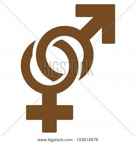 Sexual Symbols Icon