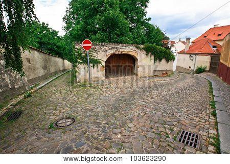 Streets Of Prague Castle