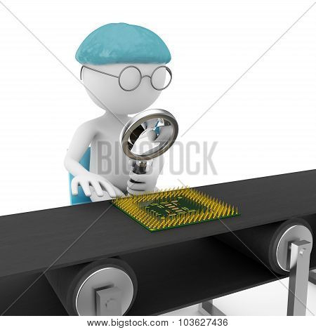 Chip On The Assembly Line