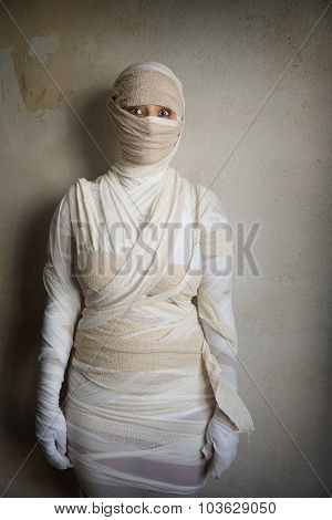 egyptian mummy costume
