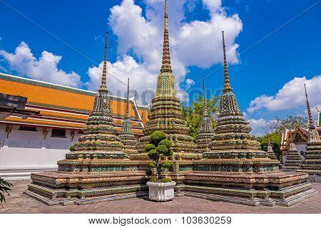Buddhist Temple Decorations