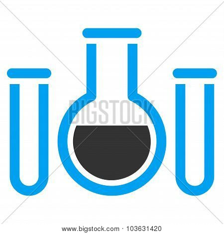 Chemical Vessels Icon