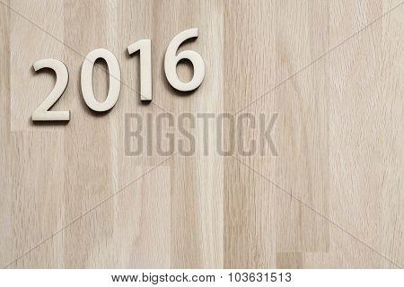 number 2016
