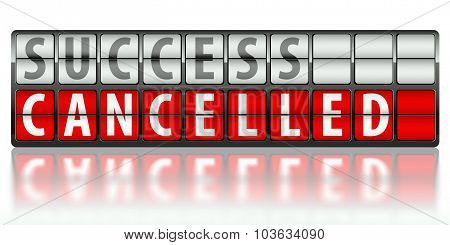 Access Concept, Cancelled