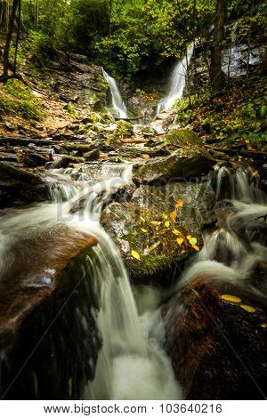 Soco Falls in Western North Carolina 3