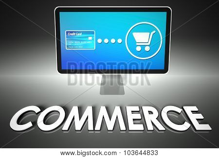 Screen And Buying With Word Commerce, E-commerce