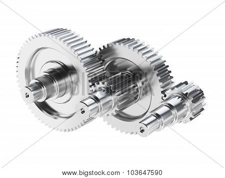 Steel Gear Wheels