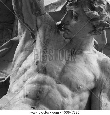 God Apollo In Greek Mythology (phoebus - In Roman Mythology)