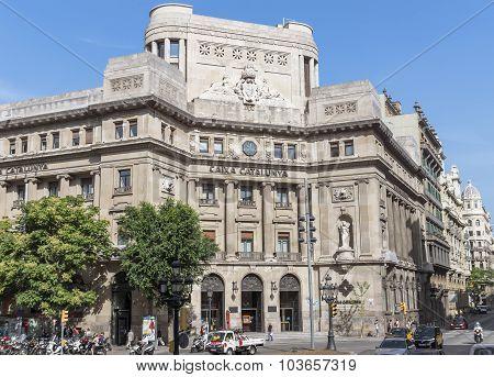 Caixa Catalunya Headquarters