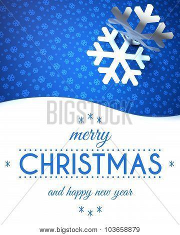 Merry Christmas, Creative Conceptual Illustration