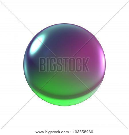 Crystal Color Ball