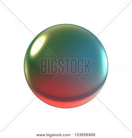 Crystal Rgb Ball