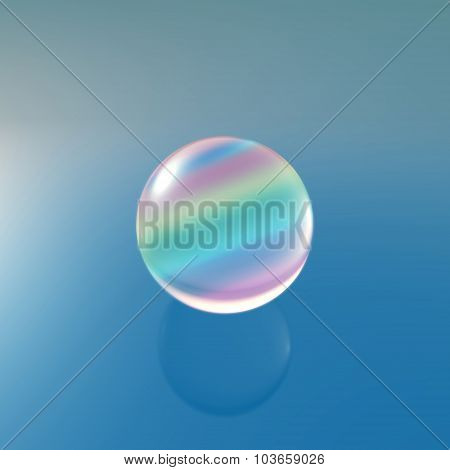 Glass Transpancy Color Ball