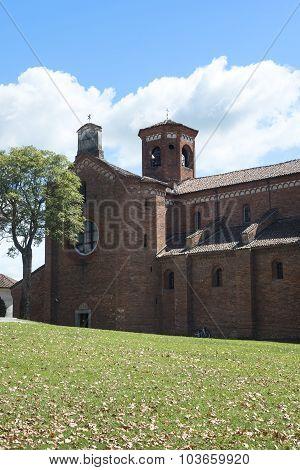 Abbey Of Morimondo (milan)