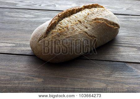 Loaf Of Fresh Bread