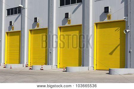 Multi-door Garage